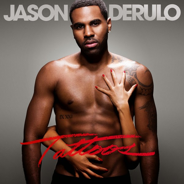 Jason Derulo - Tattoos (Deluxe Edition)   in Genre: Pop Cover