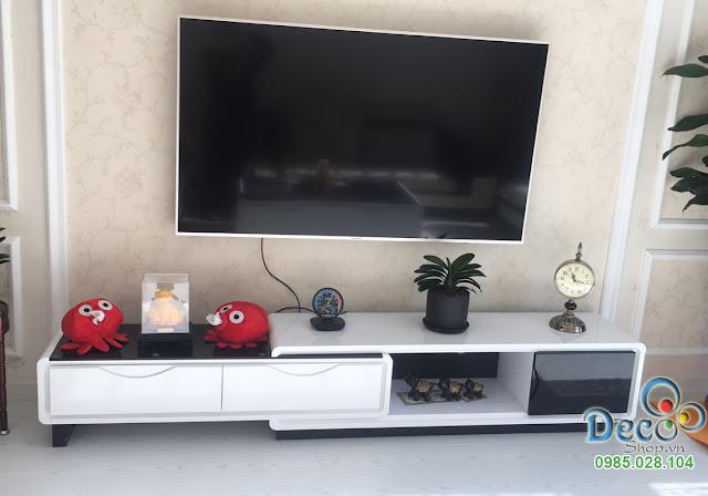 Kệ Tivi Đẹp Để Sàn Deco DB02