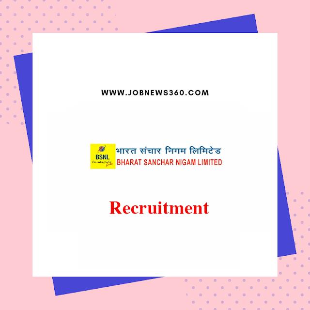 BSNL Recruitment 2019 for Management Trainee post (150 Vacancies)