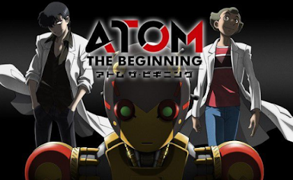 Atom: The Beginning Todos os Episódios Online