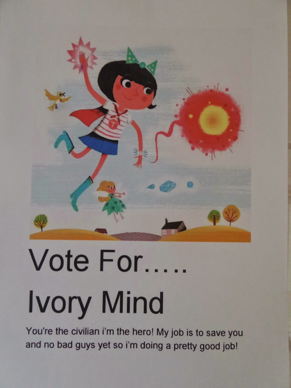 Vote For..... Ivory Mind