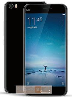 xiaomi mi5 dengan layar gorilla glass