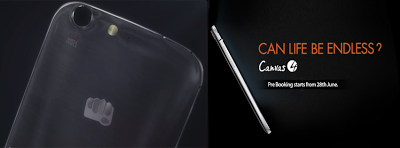 Micromax Canvas 4 price in India