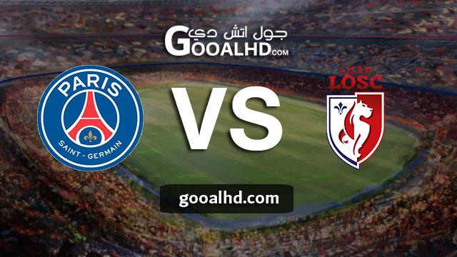 مشاهدة مباراة باريس سان جيرمان وليل بث مباشر اليوم الاحد 14-04-2019 في الدوري الفرنسي