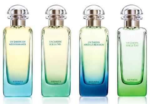 Sherapops Salon De Parfum Hermès Les Quatre Jardins Reblog From