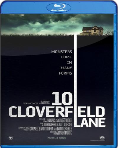 10 Cloverfield Lane [BD25] [2016] [Latino]