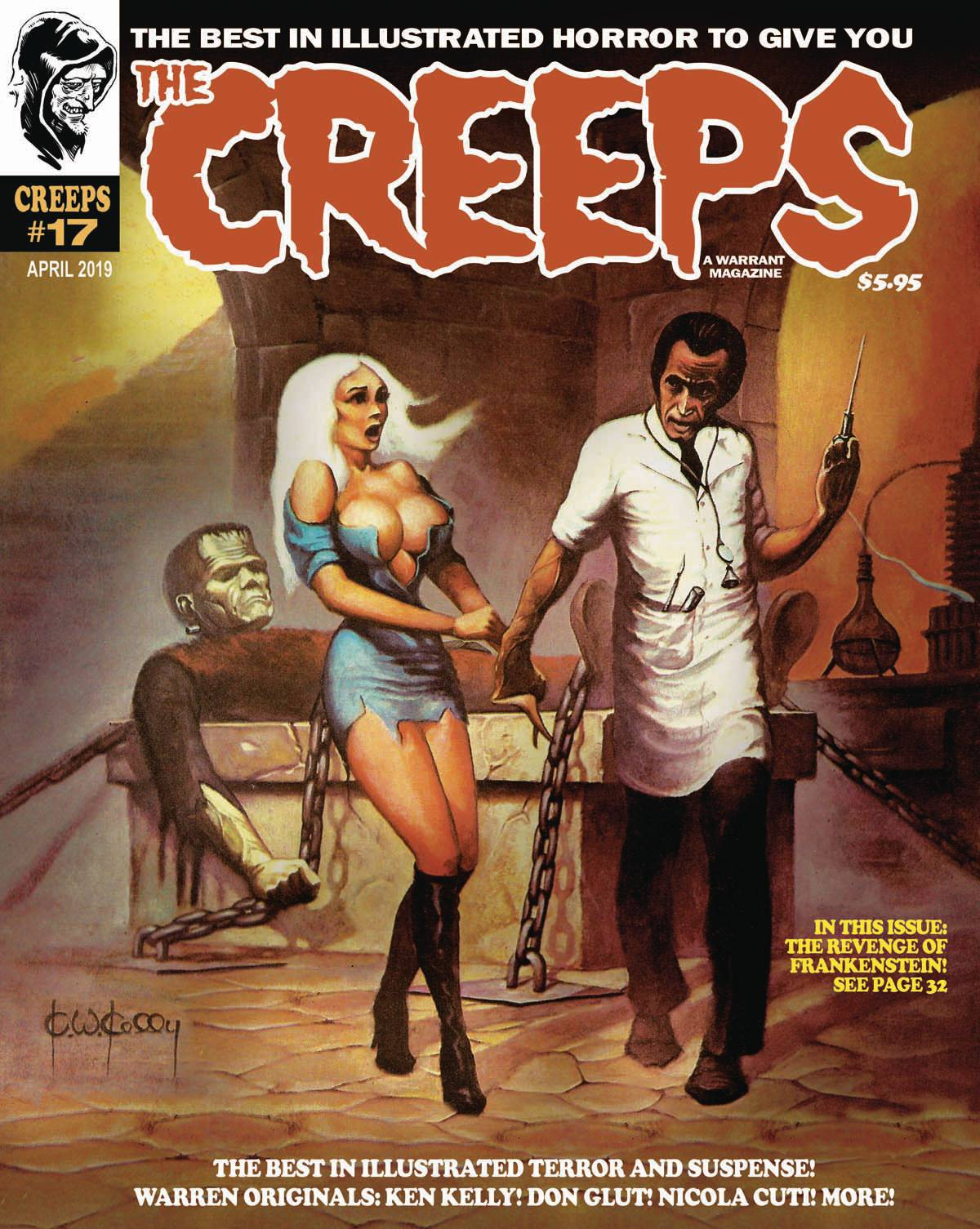 GET The CREEPS!