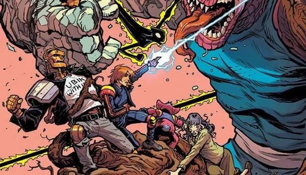 Top 15 Fakta tentang Doom Patrol (DC Comics)