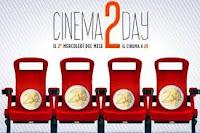 Cinema 2Day: proroga  per altri tre mesi