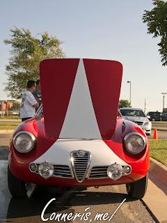 Alfa Romeo Giulietta Mk1 front