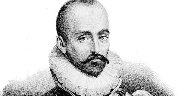 montaigne of books essay