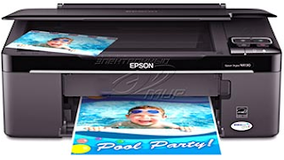 Epson NX130 Resetter Free Download