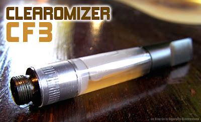 clearomizer cf3 pour cigarette electronique