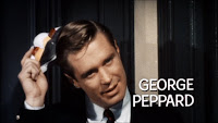 George Peppard (fotograma de créditos)