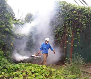 Kiểm soát côn trùng tại khu công nghiệp