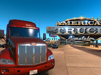 American Truck Simulator v.1.28 Full Version