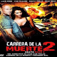 pelicula La Carrera de la Muerte 2 (Death Race 2) (2010)