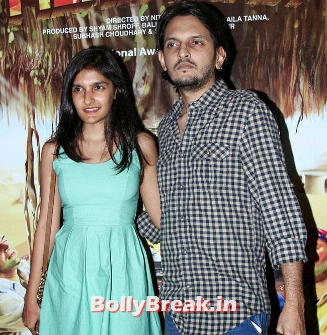 Vishesh Bhatt and Sakshi Bhatt, Aditi Rao, Shilpa, Tisca at Filmistaan Movie Special Screening at Lightbox