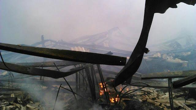 770 Los dan Kios Ludes Dilalap Api, Pedagang Segera Direlokasi