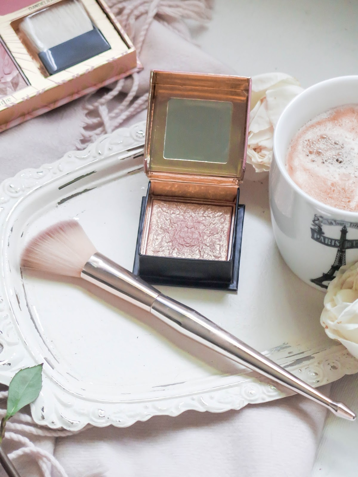 Peachy Sheen - My Favourite Spring Ready Blushes From Benefit | Benefit Cosmetics' NEW Blush Bar Palette & Gold Rush Boxed Blush | Review | labellesirene.ca