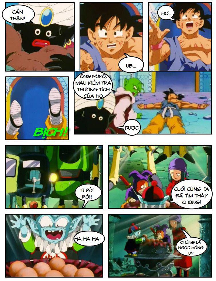Dragon Ball GT chap 1 - Trang 15
