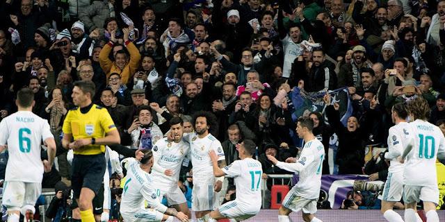 Hasil Pertandingan Real Madrid vs PSG: Skor 3-1
