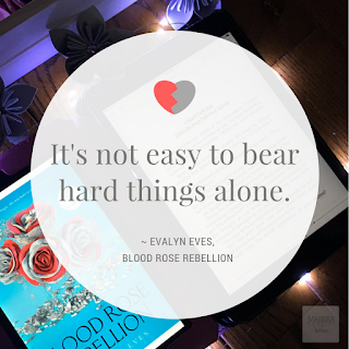 Blood Rose Rebellion by Rosalyn Eves - A Book Review on Reading List