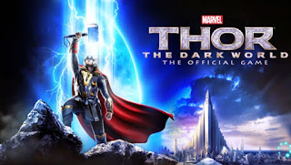Thor 2 Dark War Apk OBB No Mod Free Download
