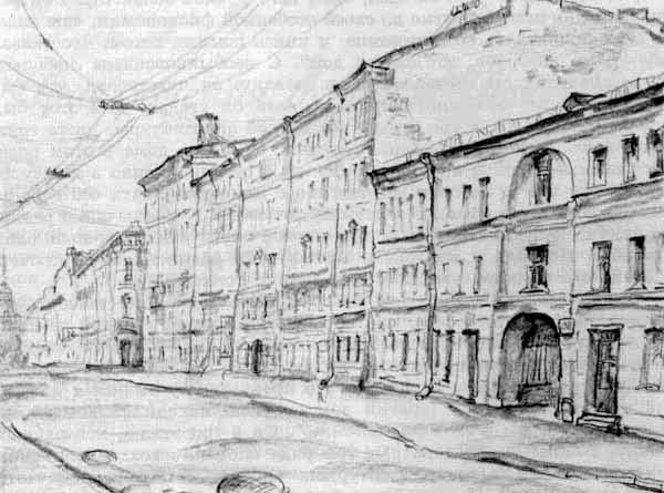 Эссе петербург достоевского в романе преступление и наказание 2305