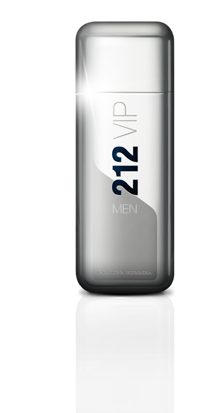 212 Vip men masculino two one two - Melhores perfumes masculinos Carolina Herrera CH