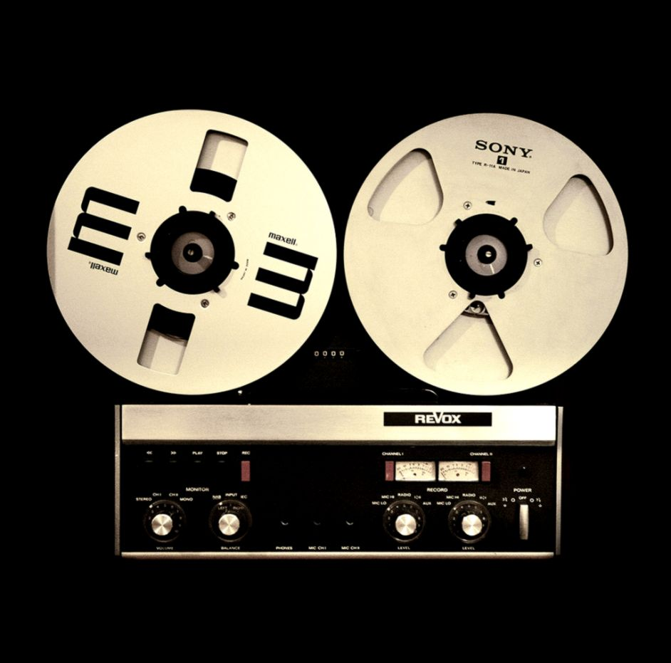 Photo Revox Tape Recorder by Jens Karlsson in the album
