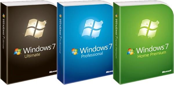 Windows 7 AIO