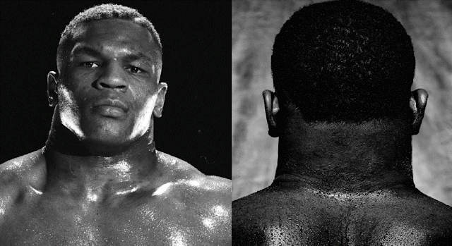Mike Tyson 19.5 inches neck. StrengthFighter.com