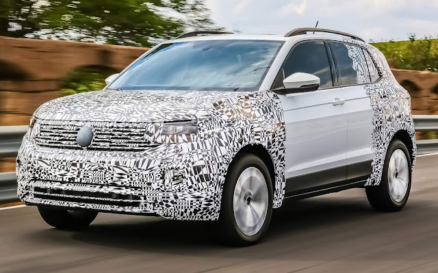 Novo VW T-Cross 2020