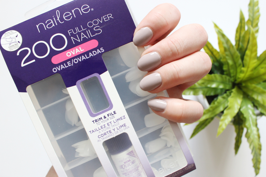 8.49 False Nails (That Look Real) From Nailene | BRITISH BEAUTY ADDICT
