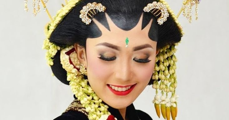 38 Info Make Up Pengantin Jogja Putri