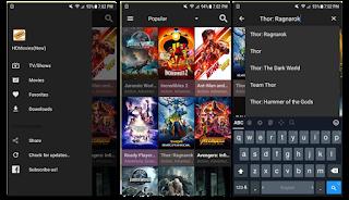 Cinema HD v1.3.3 build 27 MOD APK is Here !