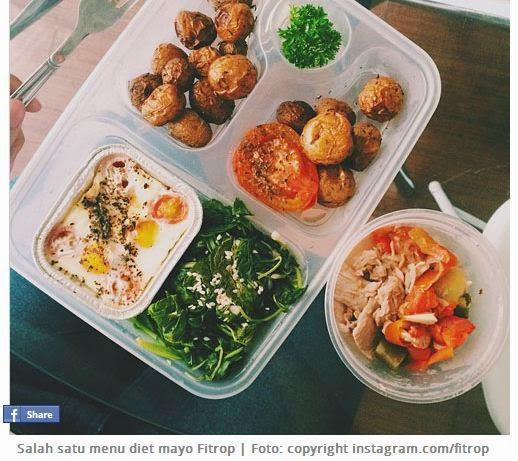 Dr. OZ Indonesia Diet Ala Fitri Tropica Bersama Dr. OZ