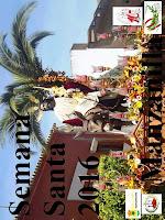 Semana Santa de Manzanilla 2016