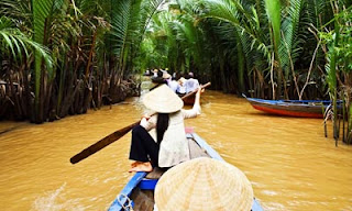 sungai mekong ho chi minh city