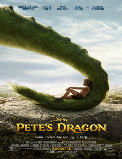 Ver Mi amigo el dragón (Pete's Dragon) (2016) Online