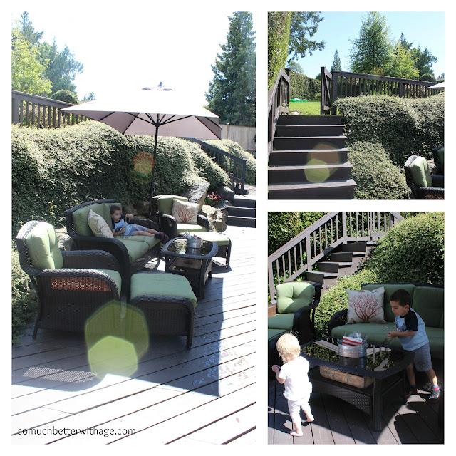 Summer spruce-up series  www.somuchbetterwithage.com