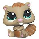 Littlest Pet Shop Tubes Beaver (#1192) Pet