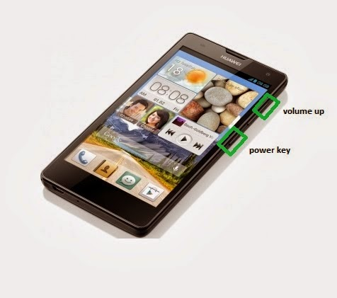 Hard Reset Huawei Ascend G740