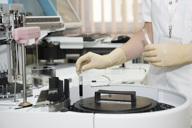 Safe Laboratory Practice