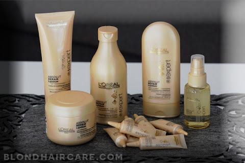 L'oréal Professionnel Absolut Repair Lipidium | Recenzja kosmetyków - czytaj dalej »