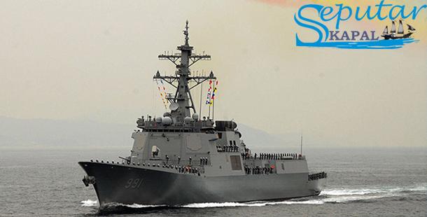 Kapal DDH-III Sejongdaewang