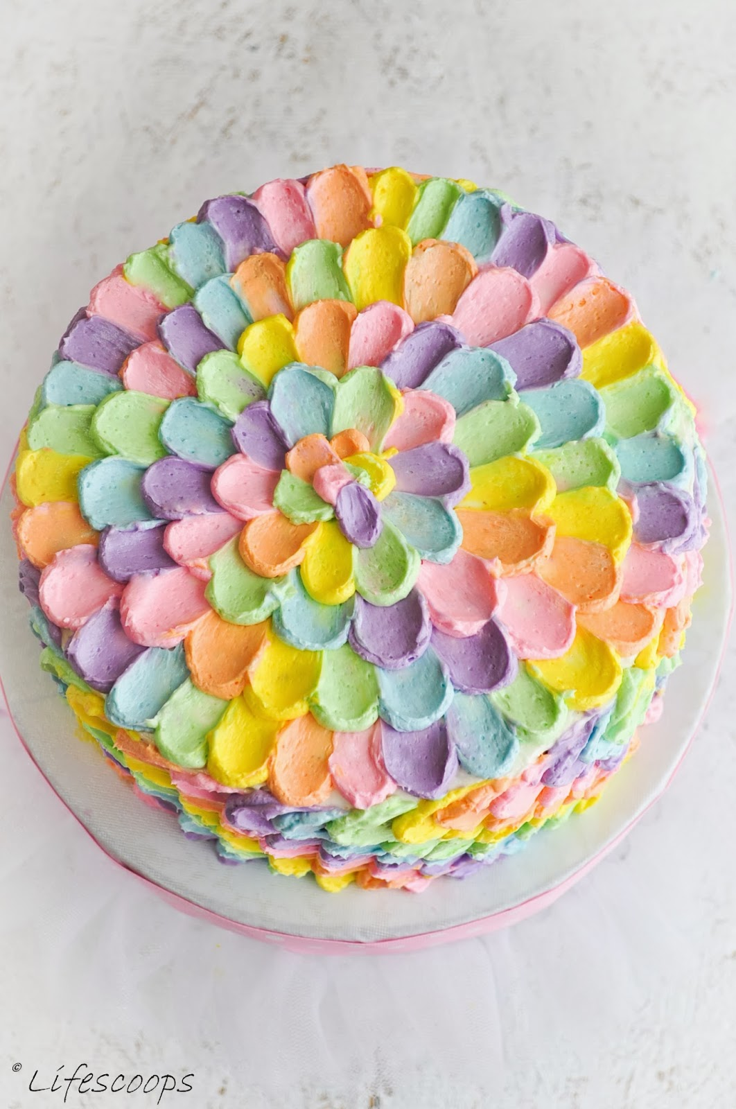 Lemon Meringue Cake Pakenham