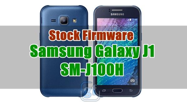 Stockrom Samsung Galaxy J1 SM-J100H Bahasa Indonesia