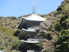 龍口寺五重塔